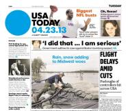 04/23/2013 Issue of USA TODAY