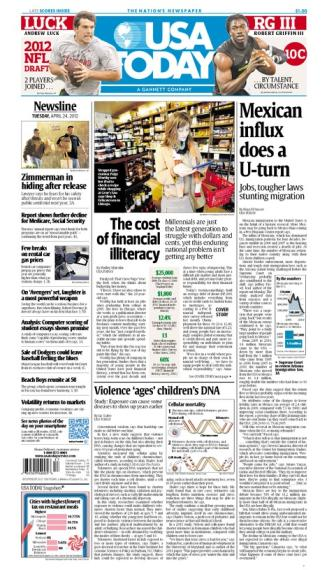 04/24/2012 Issue of USA TODAY
