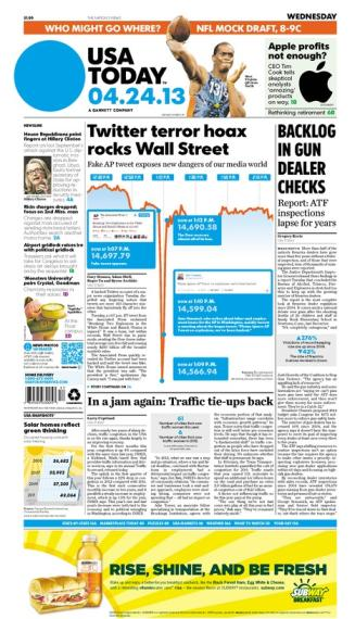 04/24/2013 Issue of USA TODAY