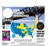 04/25/2014 Issue of USA TODAY