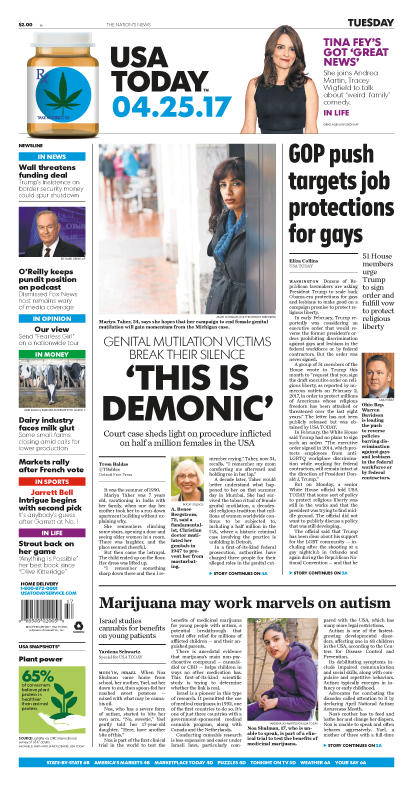 04/25/2017 Issue of USA TODAY