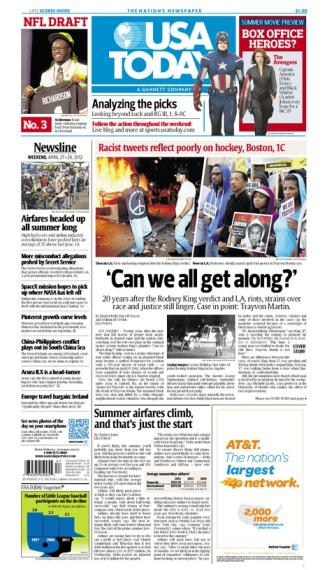 04/27/2012 Issue of USA TODAY