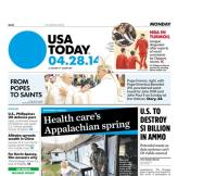 04/28/2014 Issue of USA TODAY