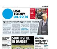 04/29/2014 Issue of USA TODAY