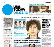 05/02/2013 Issue of USA TODAY