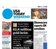 05/02/2014 Issue of USA TODAY