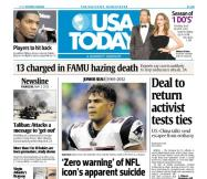 05/03/2012 Issue of USA TODAY