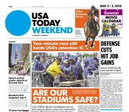 05/03/2013 Issue of USA TODAY