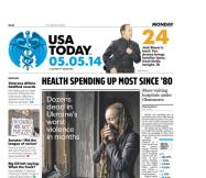 05/05/2014 Issue of USA TODAY