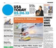 05/06/2013 Issue of USA TODAY