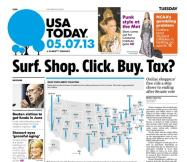 05/07/2013 Issue of USA TODAY