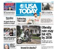 05/08/2012 Issue of USA TODAY