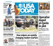 05/09/2012 Issue of USA TODAY