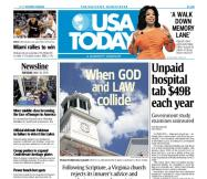 05/10/2011 Issue of USA TODAY