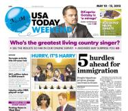05/10/2013 Issue of USA TODAY