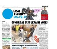 05/12/2014 Issue of USA TODAY