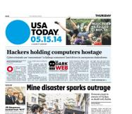 05/15/2014 Issue of USA TODAY