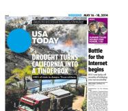 05/16/2014 Issue of USA TODAY