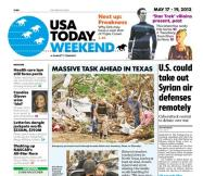 05/17/2013 Issue of USA TODAY