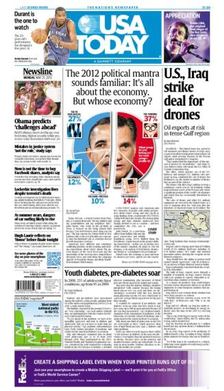 05/21/2012 Issue of USA TODAY