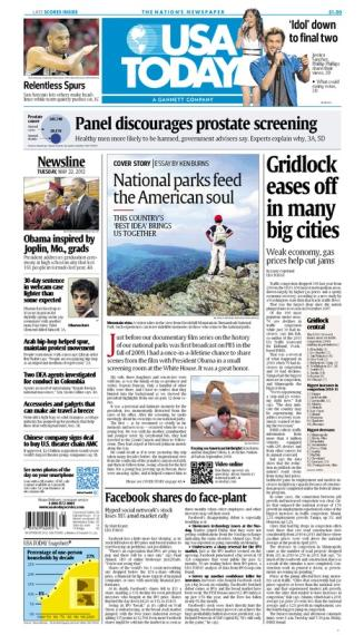 05/22/2012 Issue of USA TODAY