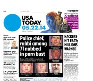 05/22/2014 Issue of USA TODAY
