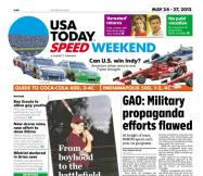 05/24/2013 Issue of USA TODAY