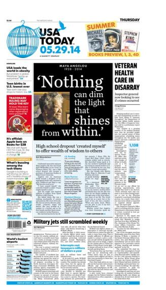 05/29/2014 Issue of USA TODAY