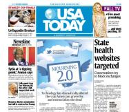 05/30/2012 Issue of USA TODAY