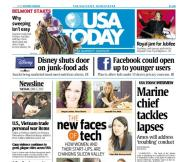 06/05/2012 Issue of USA TODAY