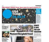 06/05/2014 Issue of USA TODAY