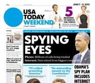 06/07/2013 Issue of USA TODAY