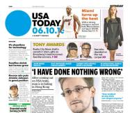 06/10/2013 Issue of USA TODAY