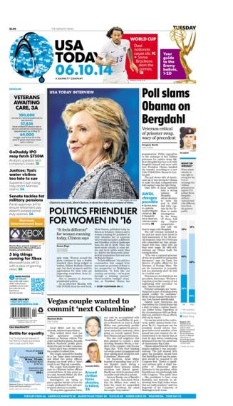06/10/2014 Issue of USA TODAY