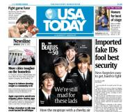 06/11/2012 Issue of USA TODAY