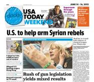 06/14/2013 Issue of USA TODAY
