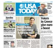 06/18/2012 Issue of USA TODAY