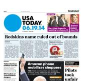 06/19/2014 Issue of USA TODAY