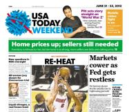 06/21/2013 Issue of USA TODAY