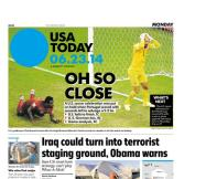 06/23/2014 Issue of USA TODAY