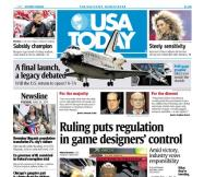 06/28/2011 Issue of USA TODAY