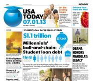 07/01/2013 Issue of USA TODAY
