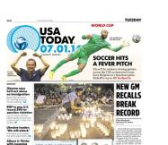 07/01/2014 Issue of USA TODAY