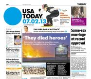 07/02/2013 Issue of USA TODAY