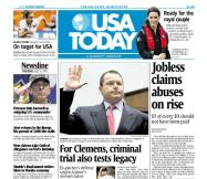 07/05/2011 Issue of USA TODAY