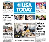 07/05/2012 Issue of USA TODAY