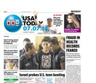 07/07/2014 Issue of USA TODAY