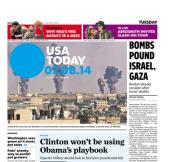 07/08/2014 Issue of USA TODAY