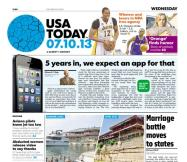 07/10/2013 Issue of USA TODAY