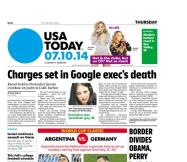 07/10/2014 Issue of USA TODAY